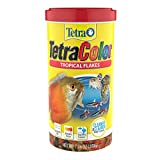 Tetra Tropical Color Flakes 7.06 Ounces, Clear Water Advanced Formula: more info