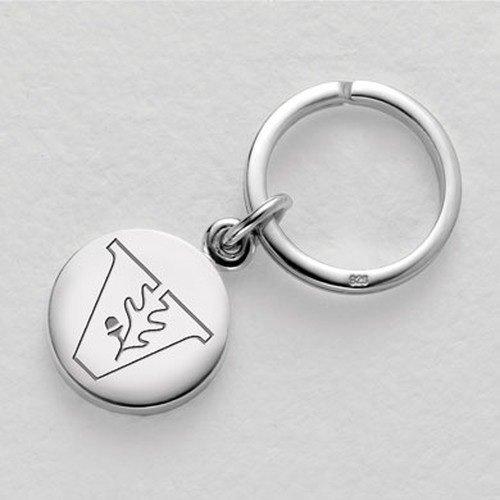 Vanderbilt Sterling Silver Insignia Key Ring by M. LaHart
