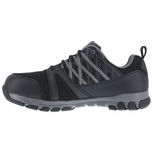 Reebok Work Mens Sublite Work Rb4016 Scarpa Antinfortunistica Nera 1