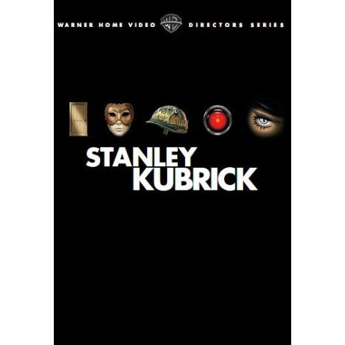 Stanley Kubrick Collection - 10-DVD Box Set ( 2001: A Space Odyssey / A Clockwork Orange / The Shining / Full Metal Jacket / Eyes Wide Shut ) ( T - Box Kubrick