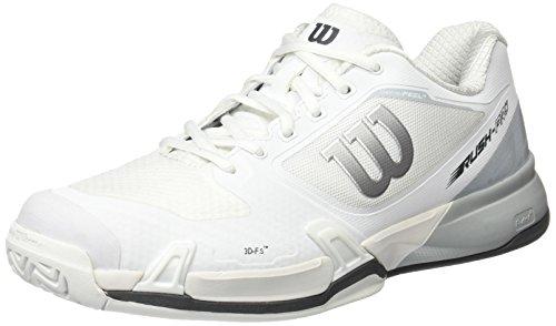 Wilson Herren Rush Pro 2.5 Tennisschuhe Weiß (White / Pearl Blue / Iron Gate 000)