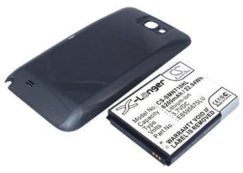 ac958b51f00 VINTRONS Battery for Samsung Galaxy Note 2, Galaxy Note II, Galaxy Note II  LTE