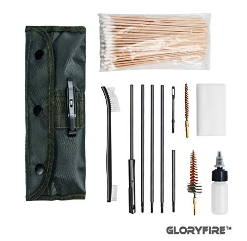 GLORYFIRE Gun Cleaning Kit AR15