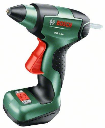 7 opinioni per Bosch PKP 3,6 LI Pistola Incollatrice con Batteria al Litio