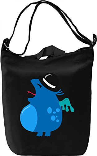 Classy monster Borsa Giornaliera Canvas Canvas Day Bag| 100% Premium Cotton Canvas| DTG Printing|