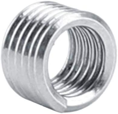 Helical Thread Insert M4 Helicoil Thread Repair Stainless Steel SS304 Thread Insert Coiled Wire Insert Helical Insert Assortment 100Pcs Wire Insert Thread M40.71.5D