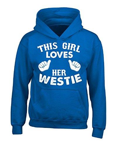 Westie Kids Hoodie - 4