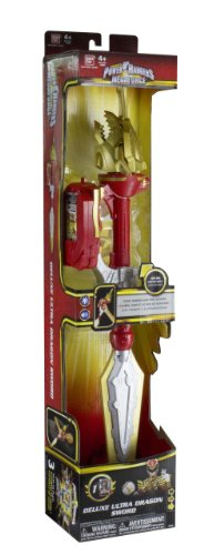 Power Rangers Megaforce Ultra Dragon Sword ()