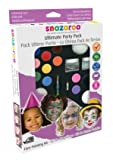 toys4u Toy Game Brand Item / Unopened Product Snazaroo Ultimate Party Face Painting Kit -7.9 X 1.3 X 11.8 Kid Child Play