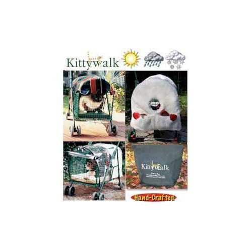 Kittywalk KWPSAW89 All-Weather SUV Kit for the Original Pet Stroller SUV