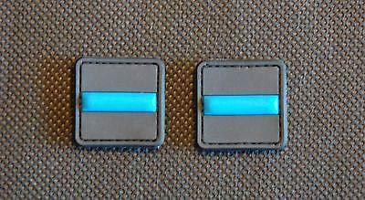THIN BLUE LINE 3D PVC RANGER EYE PATCH - Ranger Eye