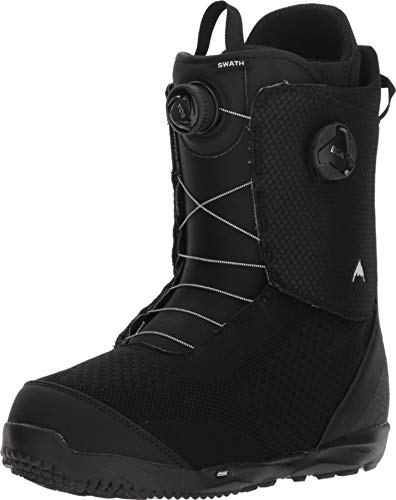 Burton Men's Swath Boa¿ '19 Black 10.5 D US D (M)