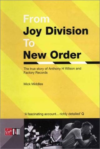 From Joy Division to New Order: The True Story of Anthony H. Wilson and Factory Records