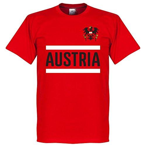 Austria Junuzovic 10Maglietta–Rosso