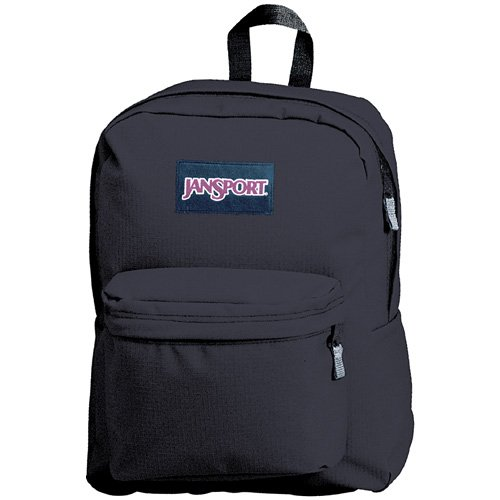 Jansport Superbreak School Backpack Original Select Color: Black
