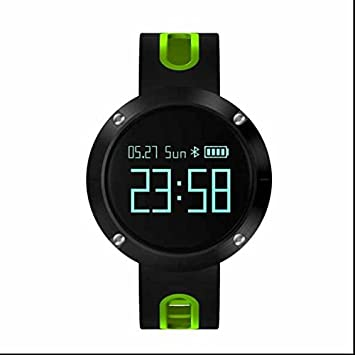 Monitor fitness deporte reloj pulsera inteligente bluetooth ...