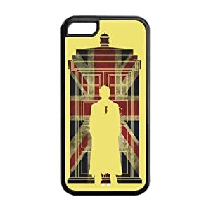 Cyber Monday Store Customize Doctor Who Cellphone Case Suitable for iphone 5C JN5C-1509