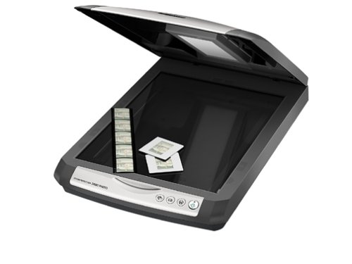 Epson Perfection 2480 Photo Flatbed Scanner by Epson