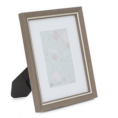 8x10 Picture Frame Brown - Mount/Desktop Display, Frames by EcoHome