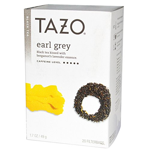 Earl Grey, Black Tea, 20 Filterbags, 1.7 oz
