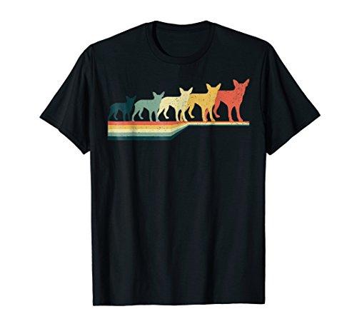 (RAT TERRIER T-shirt, Vintage Retro Style T-shirt)