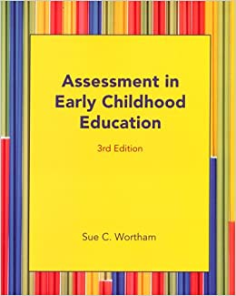 Assessment in Early Childhood Education (3rd Edition)