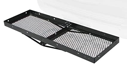 Paramount Restyling 7700 Non Folding Hitch Mount Cargo Basket For 2quot Receivers
