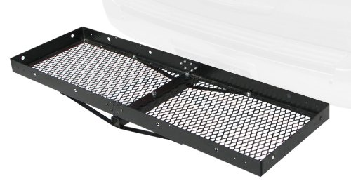 "Paramount Restyling 7700 Non-Folding Hitch Mount Cargo Basket for 2"" Hitch Receivers"