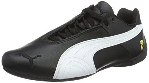 Puma Unisex-Erwachsene SF Future Cat OG Low-Top Schwarz (puma black-puma white-puma black 02)