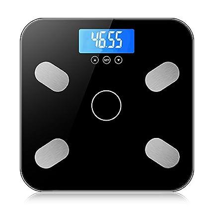 Balanza de cuerpo inteligente escalas de peso electrónico inteligente escalas de cuerpo del hogar escamas de