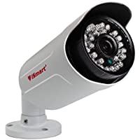 iSmart 960P 1280TVL CCTV AHD Bullet Camera Security System with 30pcs IR Leds C1066AH3