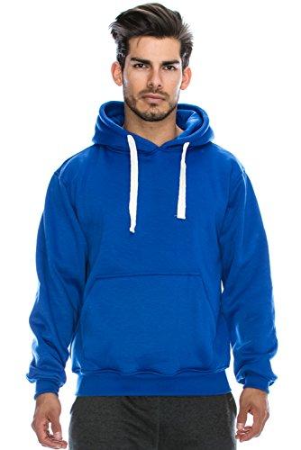 Royal Blue Classic Sweatshirt - 6