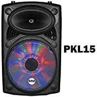 EMB PKL15 1700W 15 PA Rechargeable Speaker System