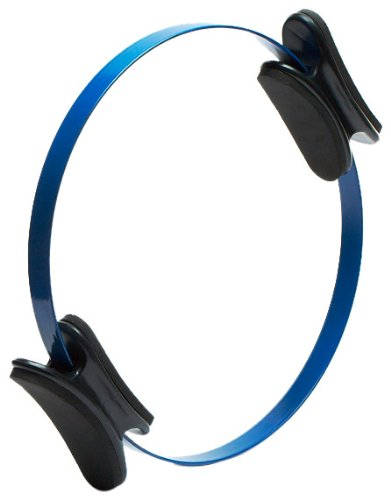 Stott Pilates 14 Inch Retail Pro Fitness Circle (Blue)