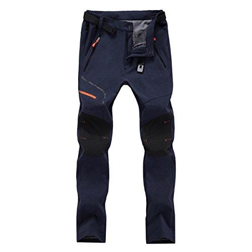 Men's/Women's Fleece Lined Windproof Pants