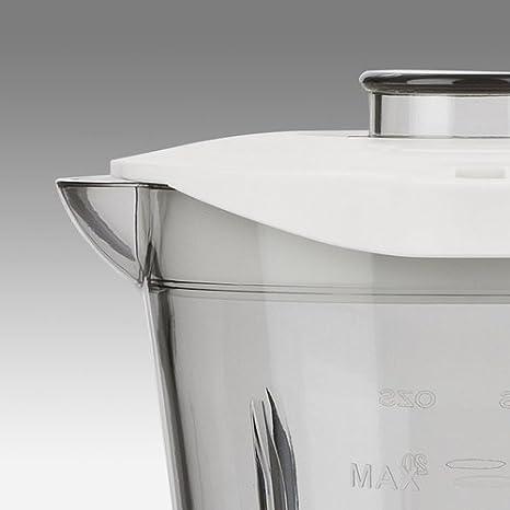 Girmi FR02 Batidora de vaso 0.6L 350W Rojo, Color blanco ...