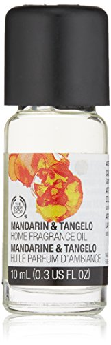 (The Body Shop Home Fragrance Mandarin & Tangelo Oil - 10ml)
