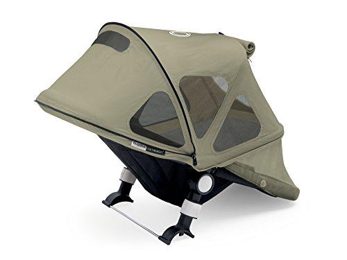 Sun Breezy Canopy Bugaboo (Bugaboo Cameleon Breezy Sun Canopy, Dark Khaki)