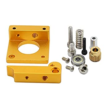 CCTREE Creality Upgrade Replacement MK8 Extruder Aluminum Alloy CC-Red Frame