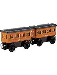 Fisher-Price Thomas & Friends Wooden Railway, Light-Up Reveal Annie & Clarabel - Battery Operated BOBEBE Online Baby Store From New York to Miami and Los Angeles