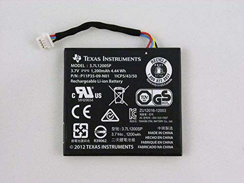Rechargeable Battery for TI Nspire / TI Nspire CAS, CX, CX CAS / TI 84 Plus C SE (N/a Cx Replacement)