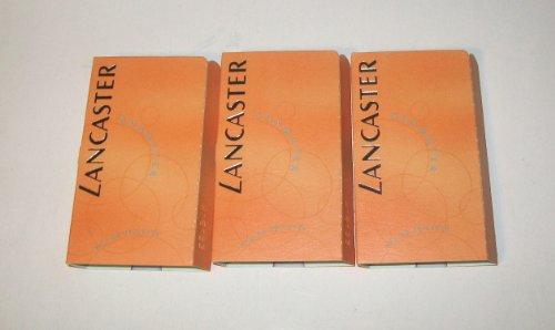 Sunwater Perfume by Lancaster Set of 3 Eau de Toilette Vials