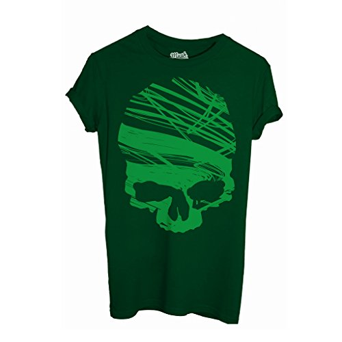 T-Shirt SKULL LINE ART 2 - MUSH by iMage Dress Your Style