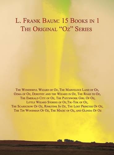 Download The Original Oz Series (15 Books in 1) ebook