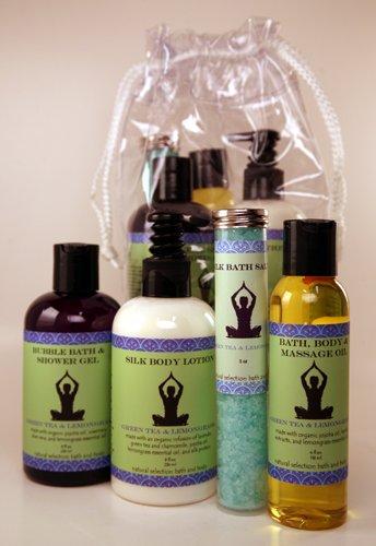 Zen Inspirations Harmony Spa Bag Gift Set