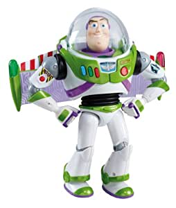 Disney W8042 - Buzz Lightyear Interactivo (Mattel)