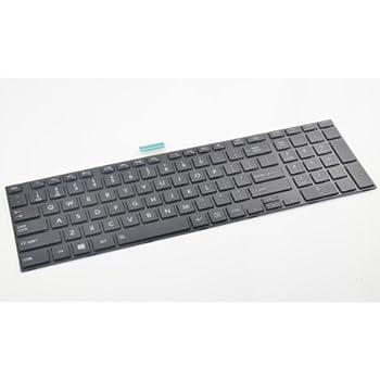 TOSHIBA Satellite C855 C855D Series US English Laptop KEYBOARD C855D-S5315