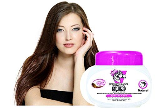 Lissia Equino Treatment / Horse Tail Treatment contiene nutrientes que ayudan a mantener las propiedades naturales del cabello 450gr / 15.6oz