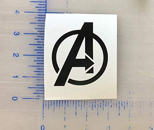 Avengers Decal 3.5 4.5 5.5 FREE SHIPPING Window Car Bumper Laptop Hero Marvel