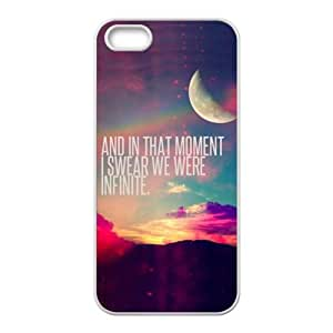 perks of being a wallflower quotes Phone Case for Iphone 5s